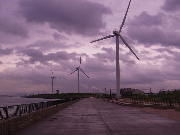 響灘風力発電5
