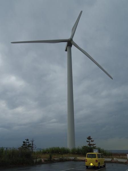 響灘風力発電8
