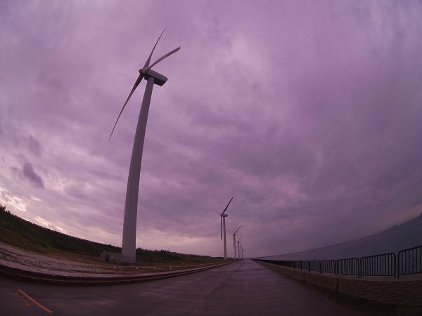響灘風力発電6