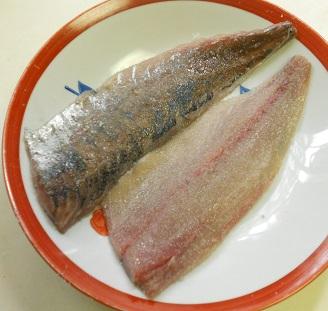 鯵の棒寿司2