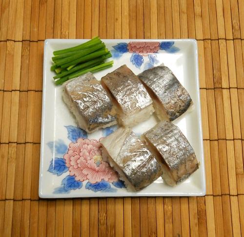 鯵の棒寿司10