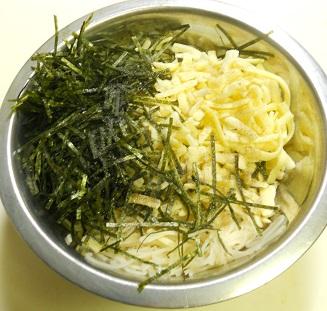 おつまみ素麺3