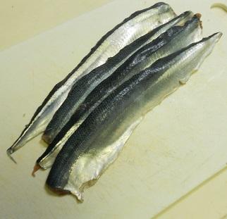 オヤジ風サンマ丼2