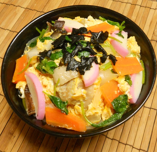 九州風親子丼11