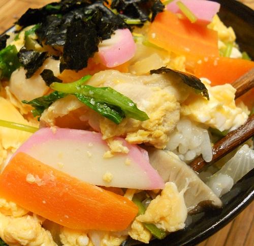 九州風親子丼12