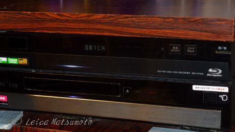 上 BDZ-AT500  下 BDZ-RX30