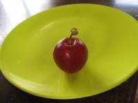 姫リンゴ②