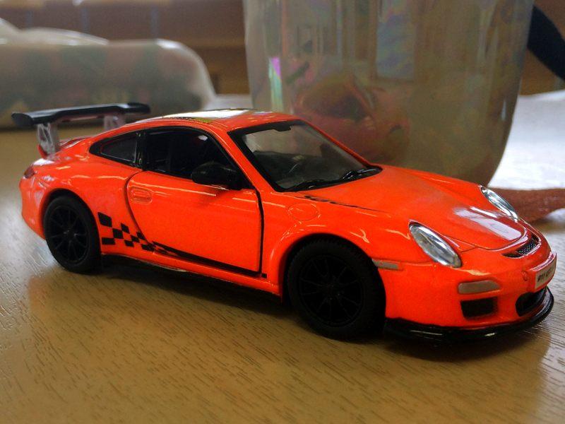 Porsche ポルシェ 911 GT3 RSのりてー