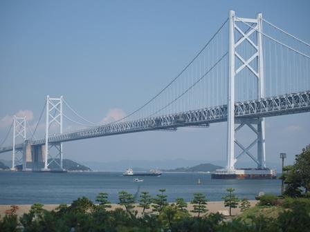 2011.9.8 瀬戸大橋
