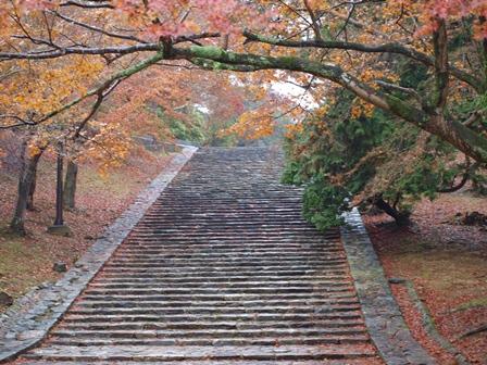 2011.12.8 奈良 大仏殿から二月堂へ