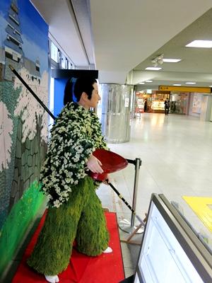 枚方市駅菊人形1403