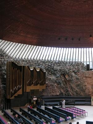テンペリアウキオ教会1406