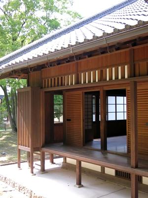 京都御苑閑院宮邸跡1409