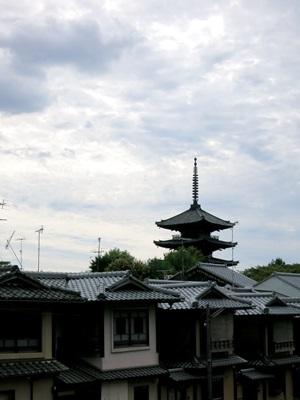 八坂の塔1409