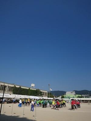 桃山南体育祭1409