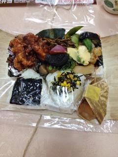 竹皮弁当 (240x320)