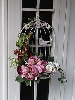 ドア飾り2014.9.17