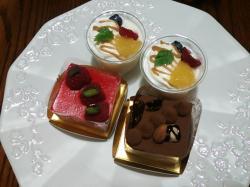 プチケーキ妙子さん2014.9.30
