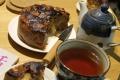 201402お茶の時間アップルケーキ