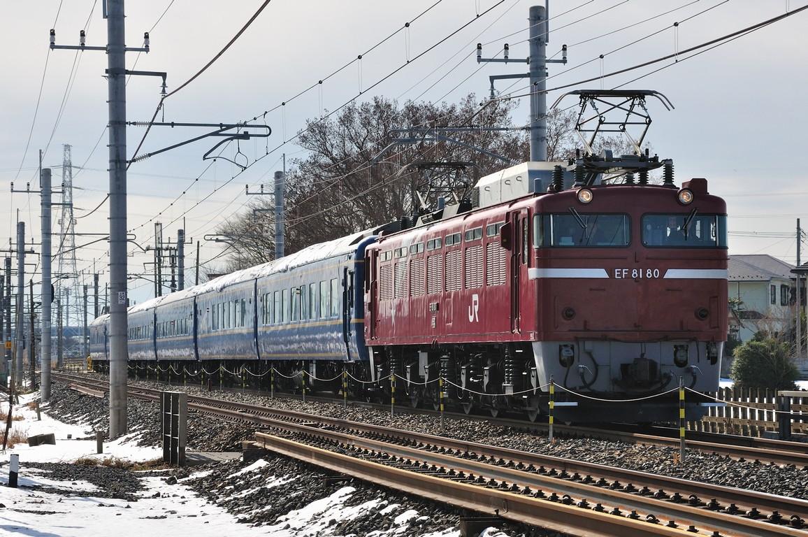 2014.02.10 1118_08(1) 新白岡~久喜 試9501レ EF81 80+24系s
