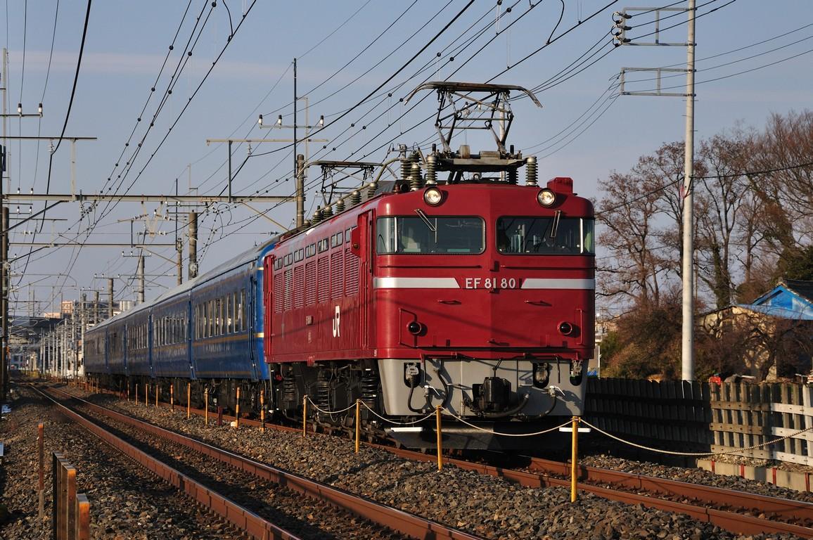 2014.02.17 1603_24(1) 久喜~新白岡 試9502レ EF81 80+24系s