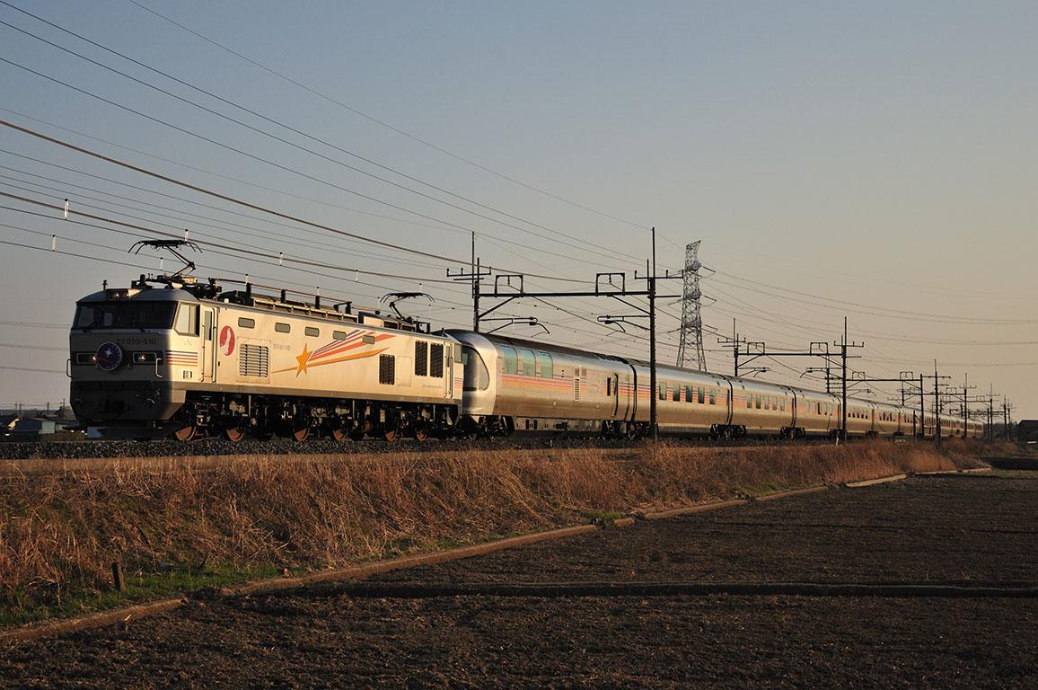 2014.03.28 1705_20(2) 東鷲宮~栗橋 「カシオペア」 8009レ EF510-510s