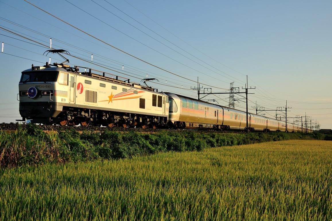 2014.09.14_1705_43[4] 東鷲宮~栗橋 「カシオペア」 EF510-510+E26系