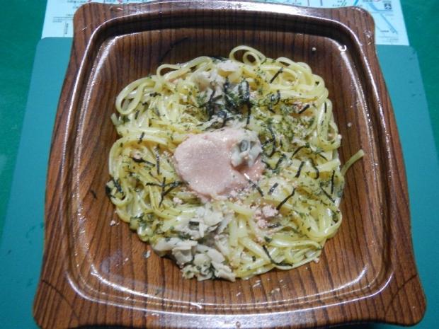たらこときのこバター醤油 (2)