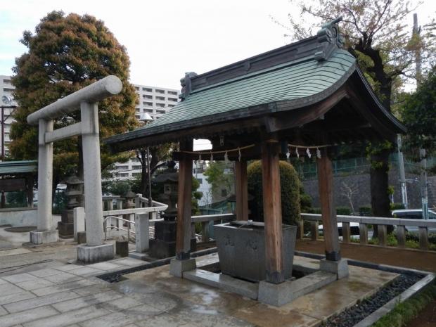 赤羽諏訪神社 (1)