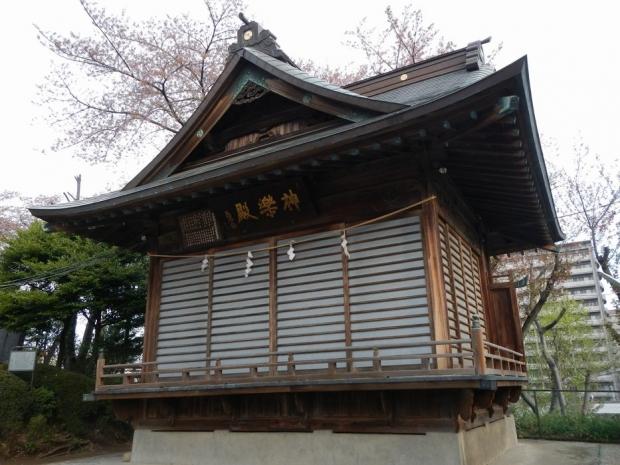 赤羽諏訪神社 (4)