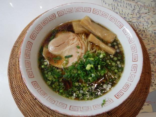 鴨出汁醤油ラーメン (3)