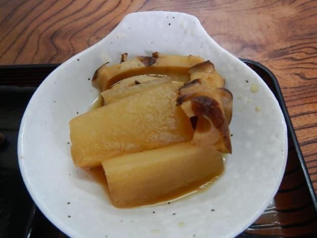 ピーマン炒め定食@赤城屋 (3)