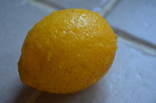 レモンと次男