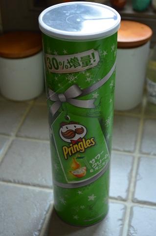 プリングルズ缶