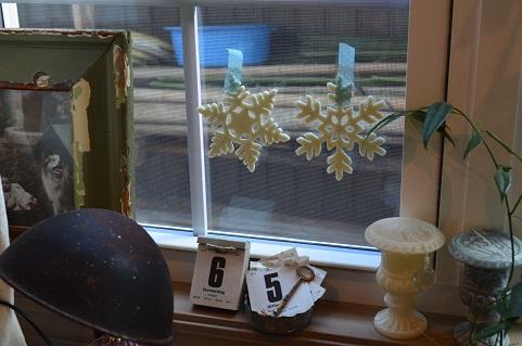 窓 コースター