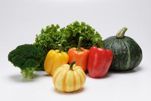 抗酸化力のある緑黄色野菜