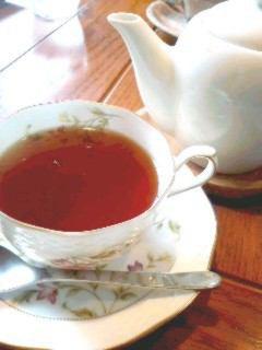 体が温まる紅茶