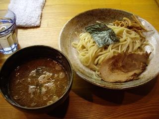 麺屋 土竜 つけ麺