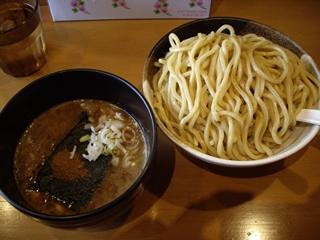 つけめん小半 濃厚つけ麺(大盛)