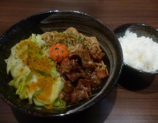 ソースまぜ麺