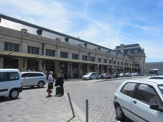 ボルドー駅 2