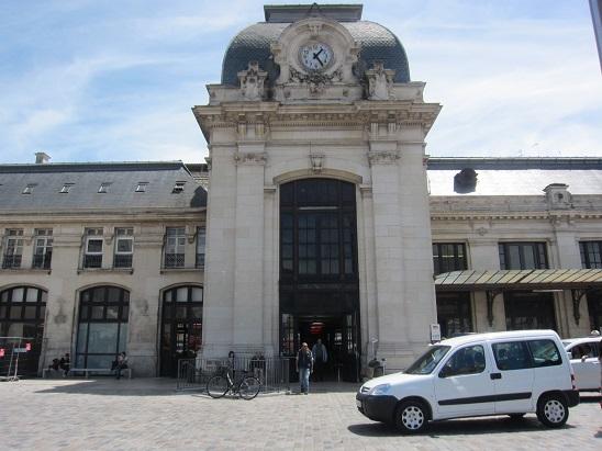 ボルドー駅