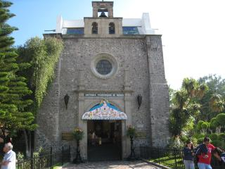 インディオ礼拝堂