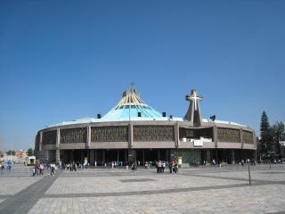 新聖堂、外観