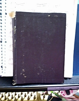 古い楽典の本