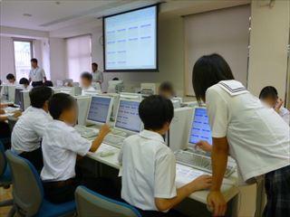 オープンスクールの写真