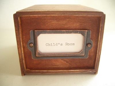Childs Room 箱