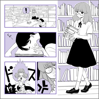 Girlsスケッチ_2