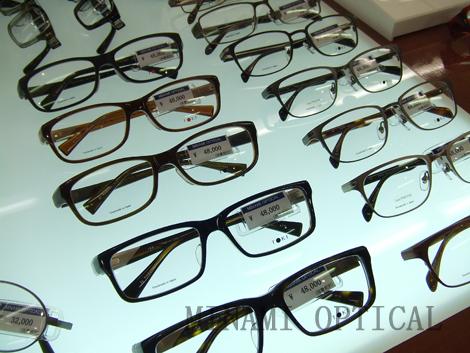 増永眼鏡フェア 2014 1