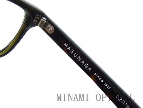 MASUNAGA 光輝 「033」4